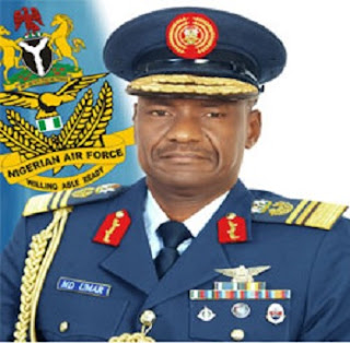 Air Commodore Umar Mohammed