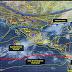Vientos con rachas mayores a 50 km/h, se pronostican para mañana en el noreste de México