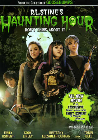 The Haunting Hour Dont Think About It 2007 HDTV 650MB Hindi Dual Audio 720p Watch Online Full Movie Download bolly4u