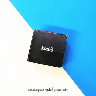 Review; Klairs' Midnight Blue Calming Cream