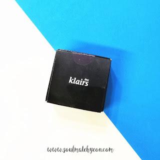 Review; Klairs' Midnight Blue Calming Cream
