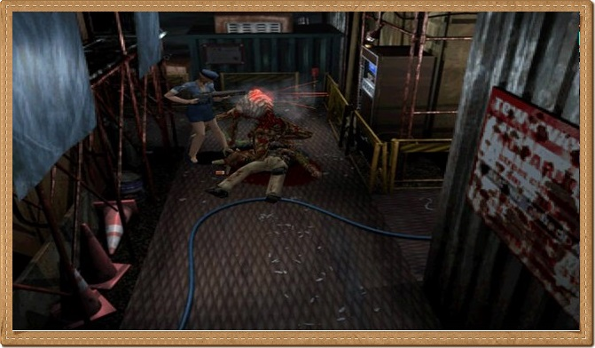 Resident Evil 3 Nemesis PC Gameplay