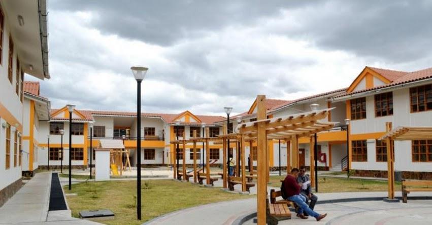 Inauguran moderna infraestructura de aldea infantil en Cajamarca