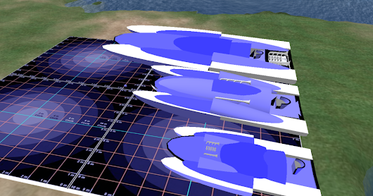 The Open Sim Power Boat Racing Association : 2 Headquarters Locations and 3 Boats TBA Soon