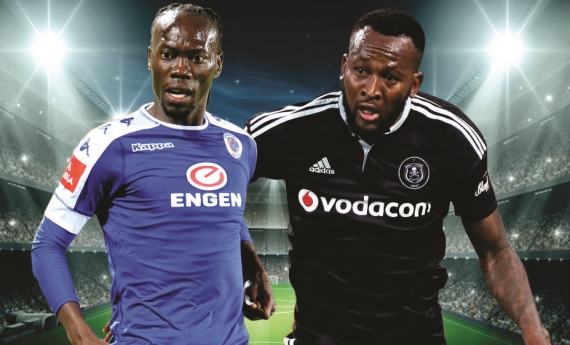 SuperSport United and Orlando Pirates lock horns in the semi-finals of the Telkom Knockout Cup.