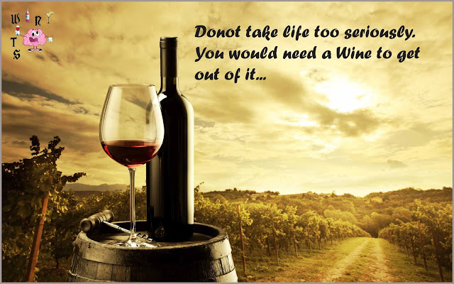 wine and life