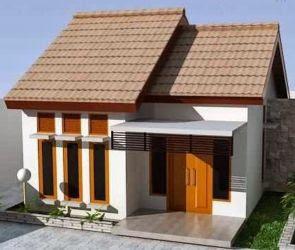 gambar model atap rumah type 36 yang teduh