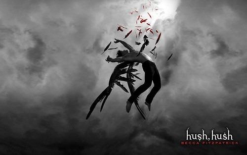 Livro Sussurro da série Hush Hush