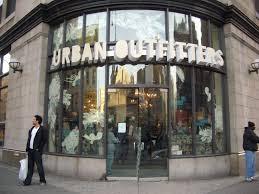 Urban Outfitters Retail Store