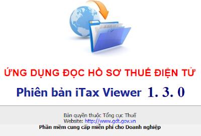 Ứng dụng đọc hồ sơ thuế