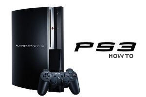 How To - Playstation 3 USB Media