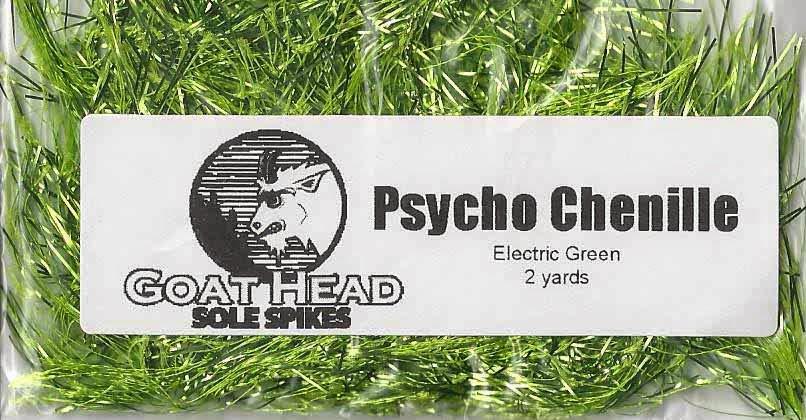 Goat Head Psycho Chenille