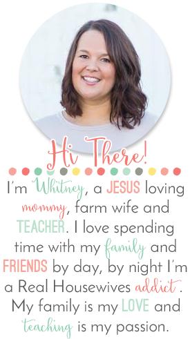 Whitney - The Crazy School Teacher