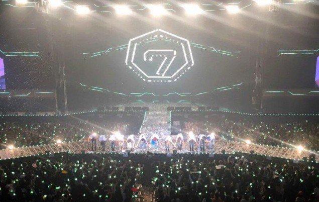 Hadir Secara Mengejutkan di Konser Solo GOT7, JB Bikin Fans Nangis