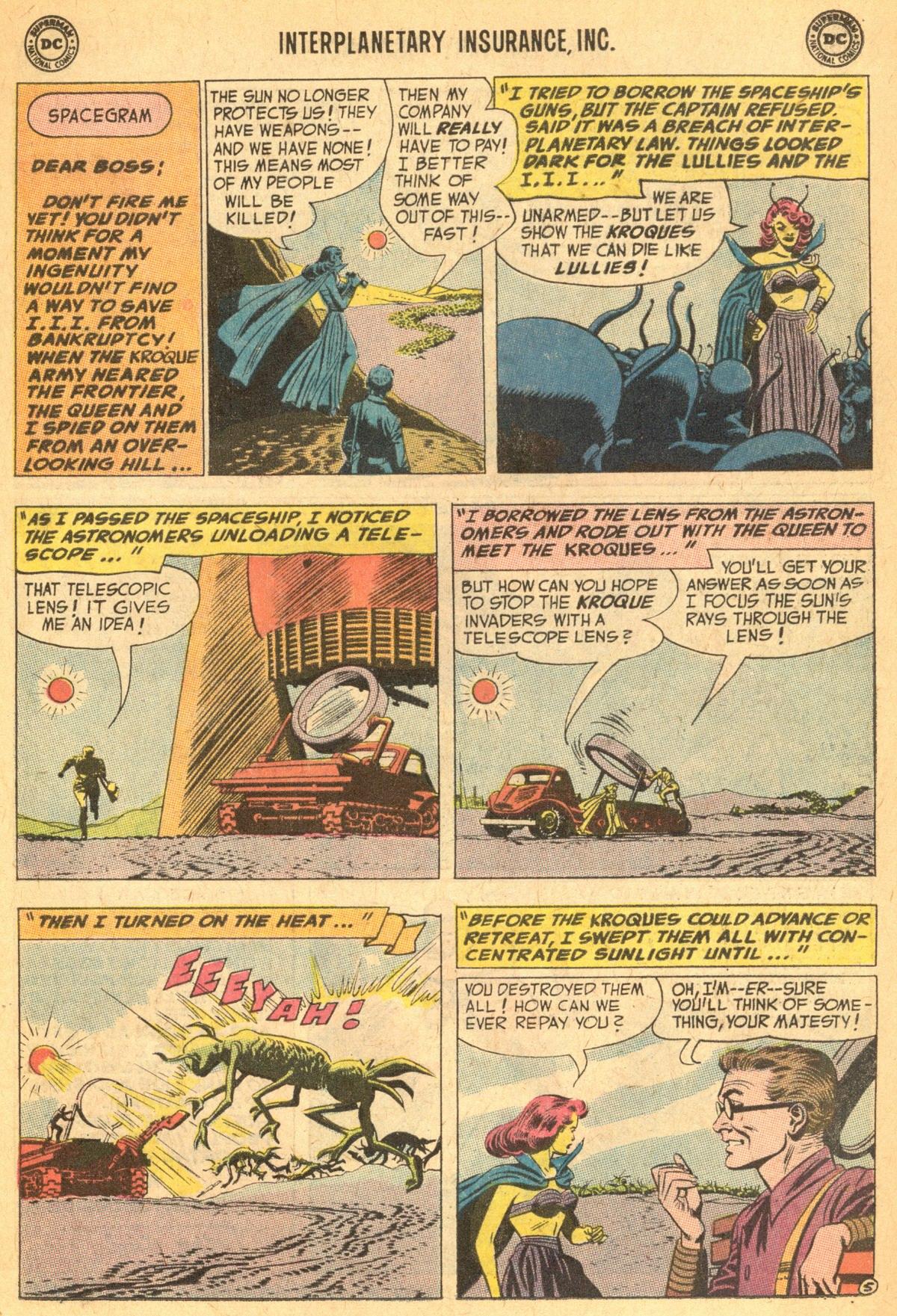 Strange Adventures (1950) issue 218 - Page 19