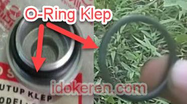 gambar O-Ring Klep Bundar punya supra