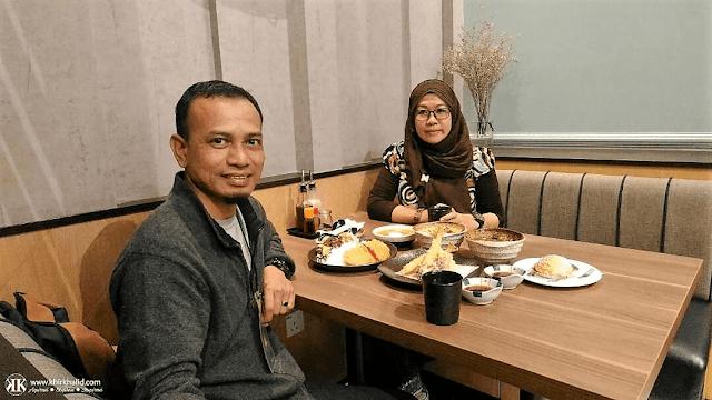 Tampopo, 36-Hours Food Trail, Sky Avenue, Khir Khalid,