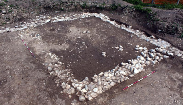 Fifteen Roman tombs unearthed in Alto Adige, northern Italy