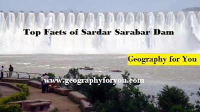 Top Facts about Sardar Sarovar Dam (world's second-largest gravity dam, India)