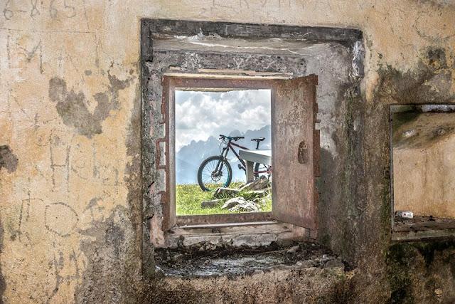 MTB-Runde vom Uggwatal über Starhand & Oisternig mountainbike