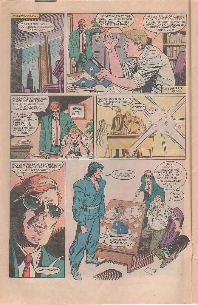 Daredevil (1964) 223 Page 4