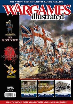 Wargames Illustrated 354, April 2017