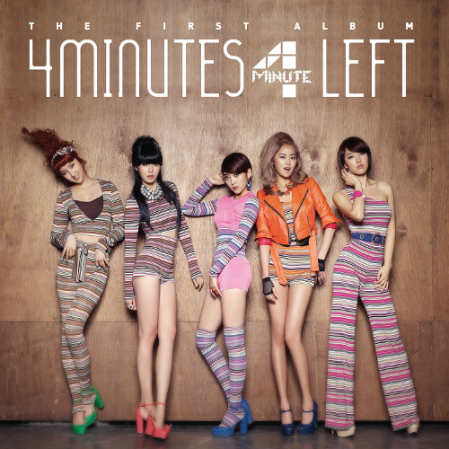 4minute - 4MINUTES LEFT [FLAC   MP3 320 / CD]