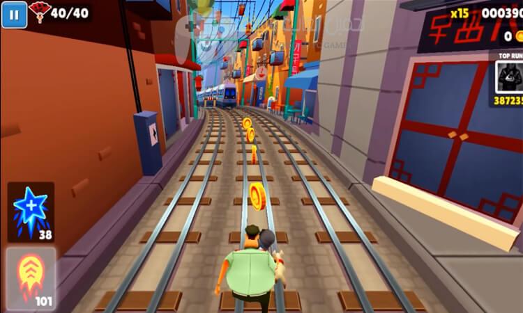 تحميل لعبة Subway Surfers للكمبيوتر وللموبايل برابط مباشر
