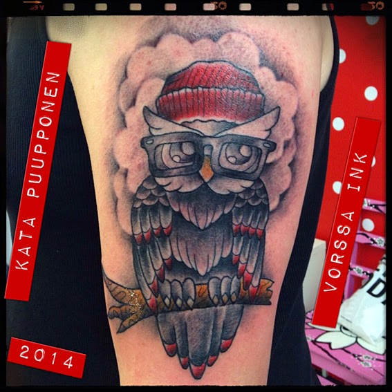 Tattoos By Kata Puupponen: Tattoos By Kata Puupponen: Tammikuuta 2014