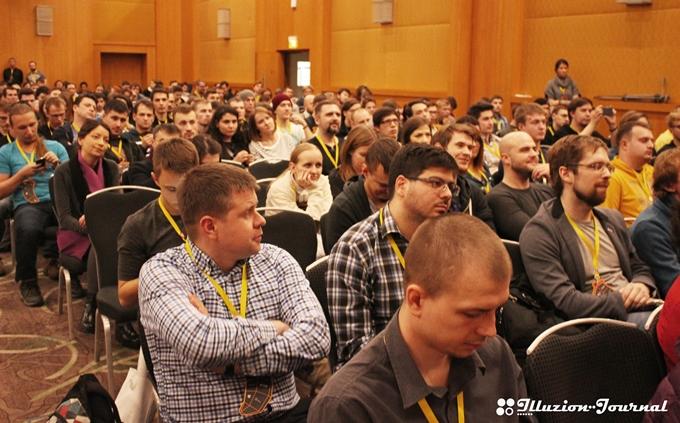 CG EVENT 2016 Москва