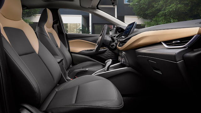 Novo Chevrolet Onix Sedan 1.0 Turbo 2020 - interior
