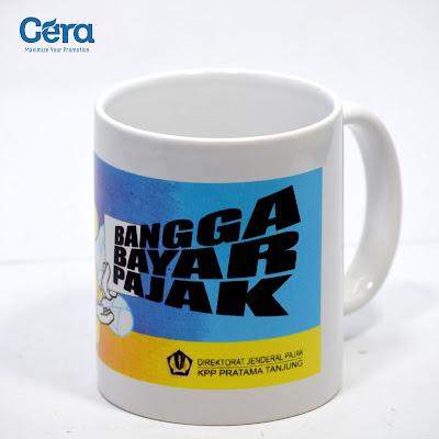 Souvenir Perusahaan - Mug Standar