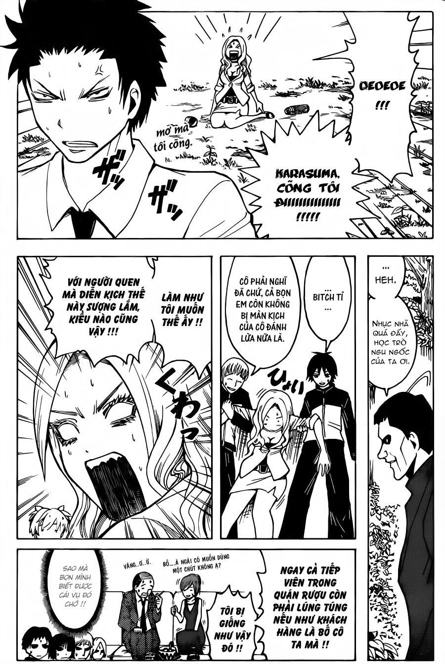 Ansatsu Kyoushitsu chap 26 trang 10