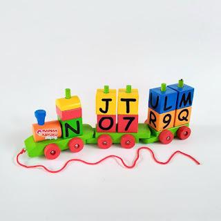 Mainan Kereta Anak