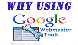 why using google webmaster tools