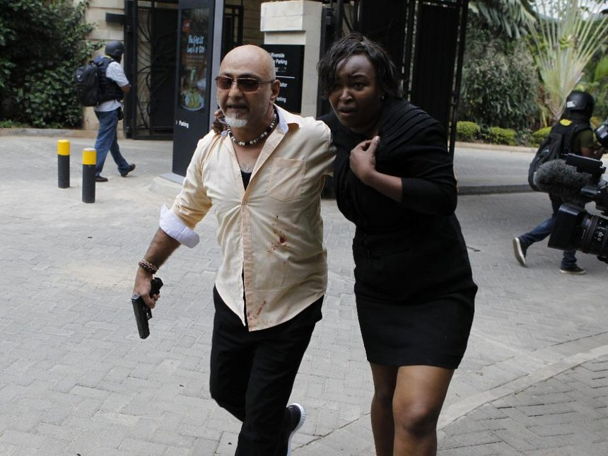 Inayat Kassam, The Unsung Hero Who Risked His Life Twice For Kenyans in Westgate And Dusit