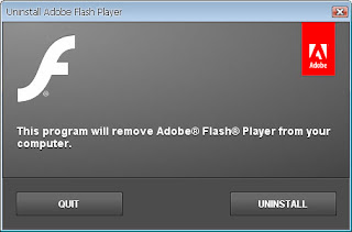 Adobe Flash Player Uninstaller