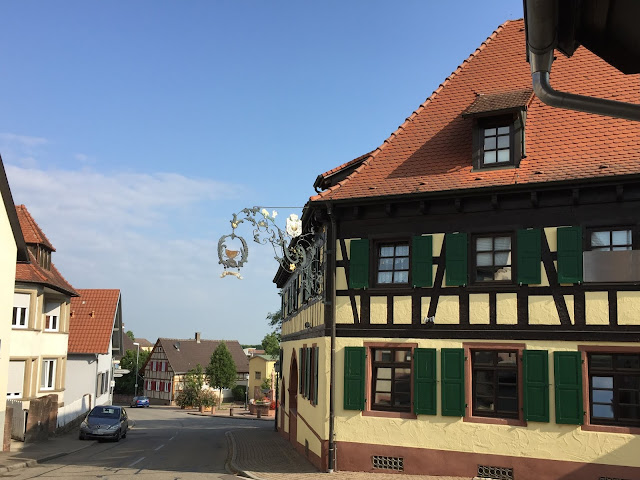Dorf Mahlberg