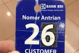 Membuka Rekening Baru Tabungan BRI di KCP BRI Pondok Indah Mall 2