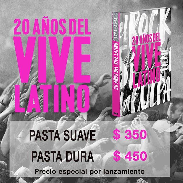 Libro Vive Latino
