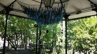 Photos: EVENT / Festival da Água e do Tempo, Clepsidra 2018 (06 - Memória D´Água, Raquel Fradique, Coreto), Castelo de Vide, Portugal