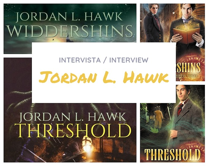 Intervista a Jordan L. Hawk, autore della serie Whyborne & Griffin