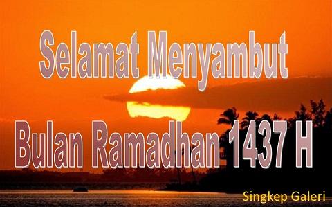 Penetapan Awal Puasa Ramadhan 1437 H, Kemenag Gelar Sidang Isbat 5 Juni 2016