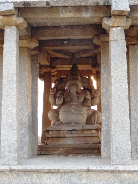 Sasivekallu Ganesha - Hampi - Pick, Pack, Go