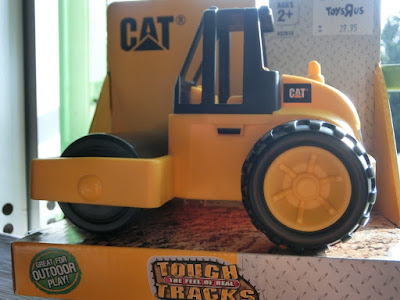 Lil' Amin's Roller Compacter from Toys R'Us