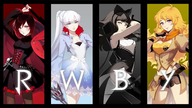 RWBY wallpaper hd