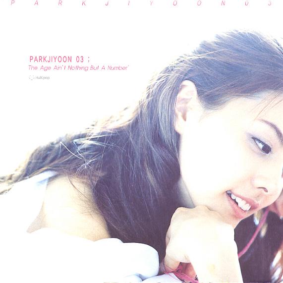 Park Ji Yoon – Vol.3 The Age ain't Nothing…