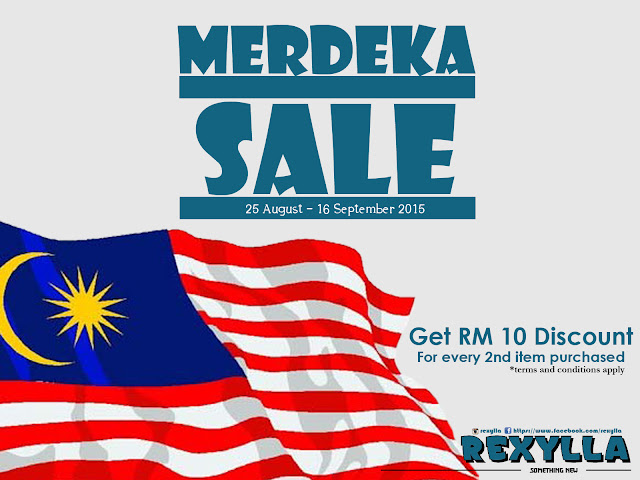 merdeka sale 2015, hari merdeka, discount, crazy deal, best deal