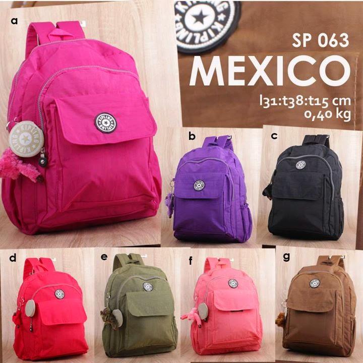 Jual Online   Tas Kipling Backpack KW Super Murah - Mexico SP 067 0c0f129b19