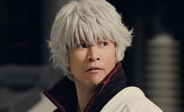 Gokil! Gintama 2 Live Action, Memberikan Trailer Perdananya